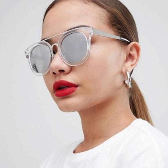 3993dea3fe1fa Quay Brooklyn Brow Bar Sunglasses